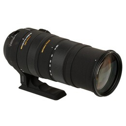 Sigma APO 150-500mm f5-6.3 DG OS HSM Lens (Canon Mount) Reviews
