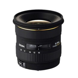 Sigma 10-20mm F3.5 EX DC HSM (Nikon Mount) Reviews