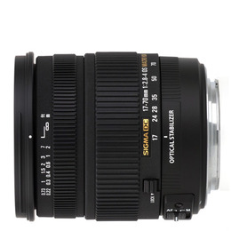 Sigma 17-70mm f/2.8-4 DC Macro OS HSM Lens (Nikon Mount) Reviews