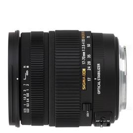 Sigma 17-70mm f/2.8-4 DC Macro OS HSM Lens (Nikon Mount) Reviews