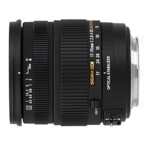 Photo of Sigma 17-70MM F/2.8-4 DC Macro OS HSM Lens (Nikon Mount) Lens