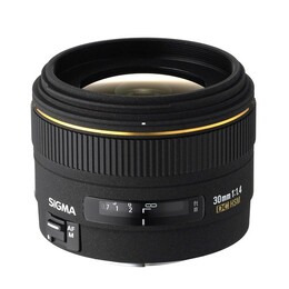 Sigma 30mm f/1.4 EX DC HSM (Canon mount) Reviews