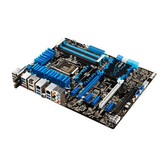 ASUS P8Z77-V Deluxe Intel Z77 ATX Motherboard - 1155 socket