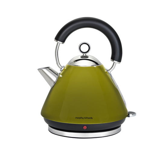 Morphy Richards 43826 Pyramid Accents Cordless Kettle - Oasis