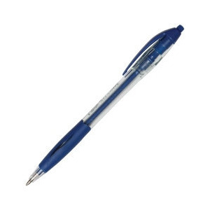 Photo of Bic Atlantis Retractable Easy Glide Ballpoint Pen - Pack Of 12 Stationery