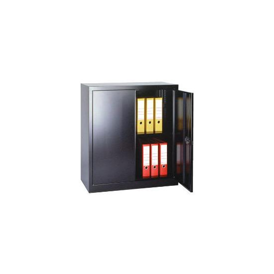RS Pro Steel 2 Door Cupboard