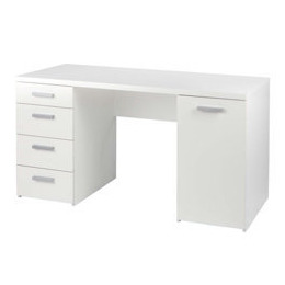Deluxe white workstation Reviews