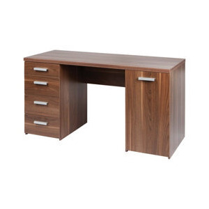 Photo of Deluxe Walnut Effect Workstation Furniture