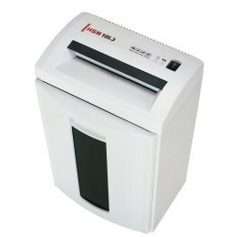 HSM Classic Cross Cut Shredder 105.3 - DIN 3