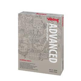Viking Advanced A4 100gsm bright white premier printer paper (500 sheets) Reviews