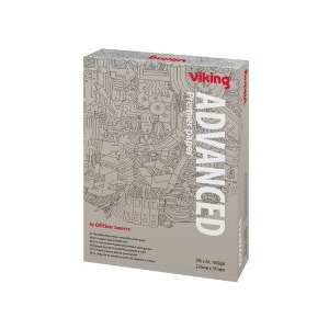 Photo of Viking Advanced A4 100GSM Bright White Premier Printer Paper (500 Sheets) Printer Paper