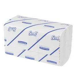 Kimberly Clark Scott Performance Hand Towels 1-Ply White (224/Sleeve) Reviews