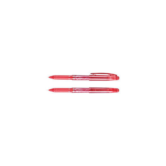 Pilot Frixion Point Erasable Rollerball Pens Red - Pack of 12