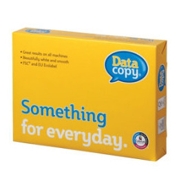 Data Copy Everyday A4 90gsm white printer paper (500-sheet ream) Reviews