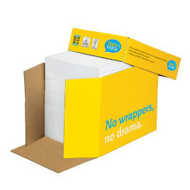 Data Copy Everyday Printer Paper, White, A4, 75gsm, 2500 sheet Non-Stop Box Reviews