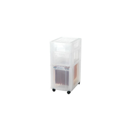 Really Useful DT 1019 Box Storage Unit  1 x 7L, 1 x 12L, 1 x 25L