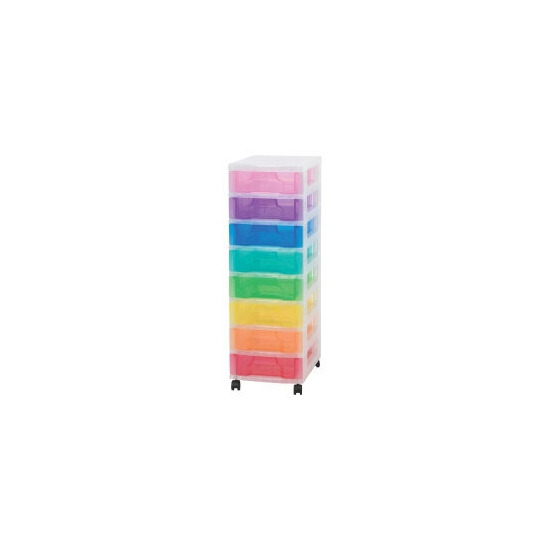 Really Useful Box Multicoloured Storage Unit 8x7 Litre
