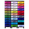 Photo of Really Useful Box Storage Unit Clear Tower With 33 X 7-Litre Drawers Household Storage