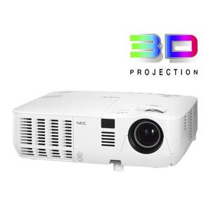 Photo of NEC V260 V  Projector