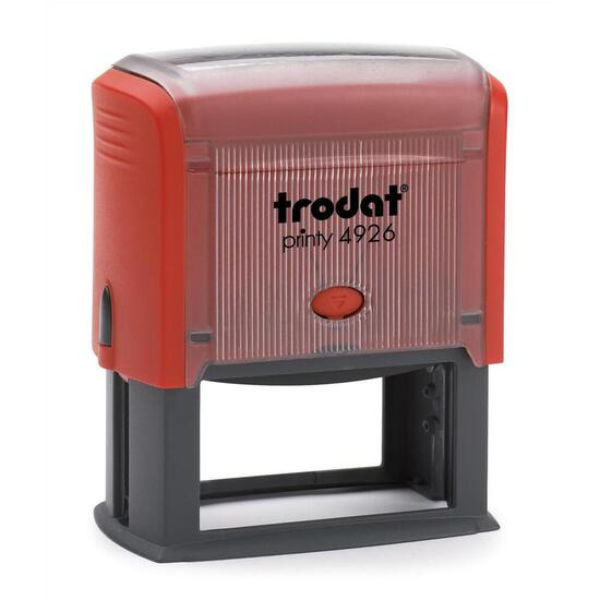 Trodat Self Inking 75x38mm Stamp Up To 8 lines