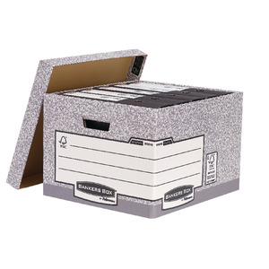 Photo of R-Kive Fellowes Bankers Box System  Stationery
