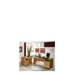 Great Value Sun Bundle Deal - L-Shaped Desk and 2 Pedestals Reviews