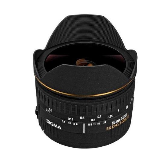Sigma 15mm f/2.8 (Nikon Mount)