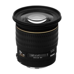Sigma 20mm f/1.8 EX DG ASP (Nikon mount) Reviews