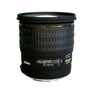 Photo of Sigma 24MM F/1.8 EX DG ASP (Canon Mount) Lens