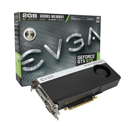 EVGA GeForce GTX 670