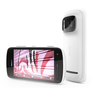 Photo of Nokia 808 PureView Mobile Phone