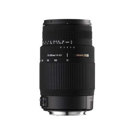 Sigma 70-300mm f/4-5.6 DG OS (Nikon)
