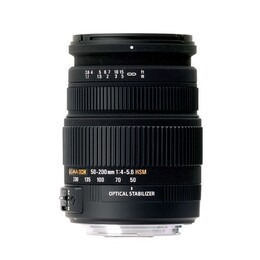 Sigma 50-200mm f/4-5.6 DC OS HSM (Nikon Mount) Reviews