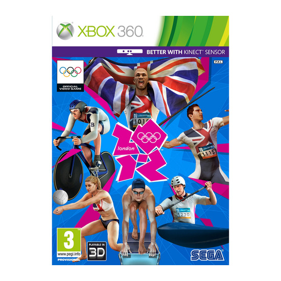 Microsoft London 2012 - for Xbox 360