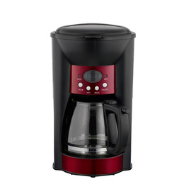 Logik LC10DCR12 Coffee Maker - Red Reviews
