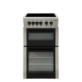 Beko BDC5422X Electric Cooker - Stainless Steel Reviews