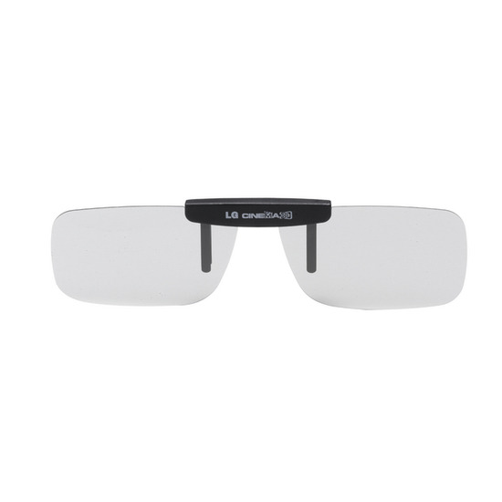LG AG-F320 Clip-on Passive 3D Glasses