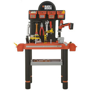 Photo of Smoby Black Decker Diy Workbench Toy