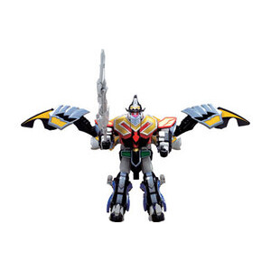 Photo of Power Rangers PR Mystic Force Deluxe Titan Megazord Toy