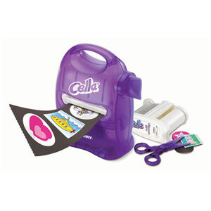 Photo of Tomy Cella Sticker Magnet Maker Toy