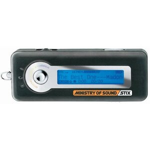 Photo of Ministry Of Sound 128MB MP3 Player