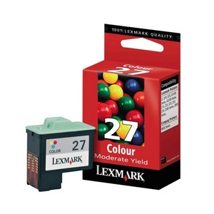 Photo of Lexmark No.27 Cartridge Ink Cartridge