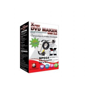 Photo of Kworld XPERT DVD MAKER USB 2.0 Video Editing Card