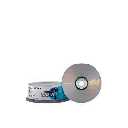 Sony DVD-R 25 Pack Spindle Reviews