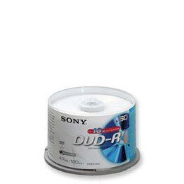 DVD+R 4.7GB 50 Pack Spindle Reviews