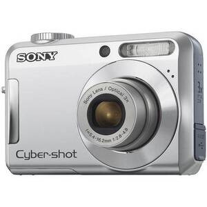 Photo of Sony Cybershot DSC-S650 Digital Camera