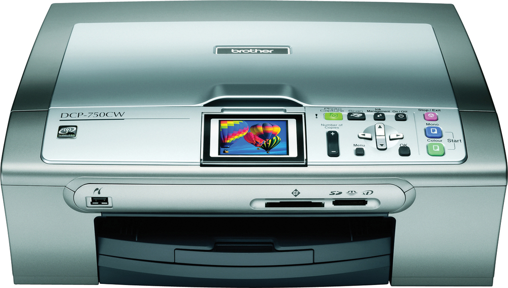Brother DCP-750CW Colour Inkjet Printer Reviews - Compare