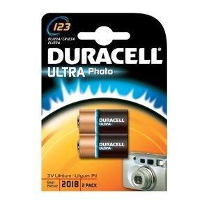 Photo of Duracell 123 3V Battery Battery