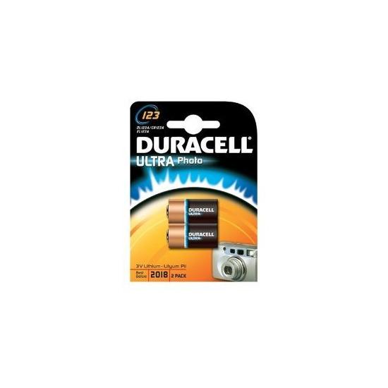 Duracell 123 3V Battery