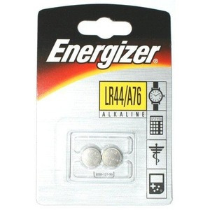 Photo of Energizer Special LR44/A76 - Twin Pack Battery